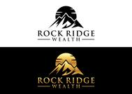 Rock Ridge Wealth Logo - Entry #117