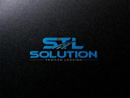 Solution Trailer Leasing Logo - Entry #287