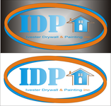 IVESTER DRYWALL & PAINTING, INC. Logo - Entry #111