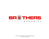 Brothers Security Logo - Entry #224