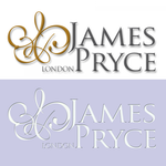 James Pryce London Logo - Entry #70