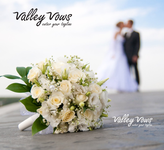 Valley Vows Logo - Entry #24