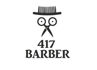 417 Barber Logo - Entry #88