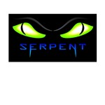 """Serpent"" Design for Retail Packaged Product Logo - Entry #14"