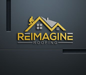 Reimagine Roofing Logo - Entry #136