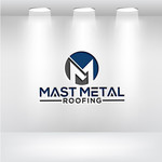 Mast Metal Roofing Logo - Entry #33