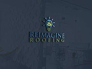 Reimagine Roofing Logo - Entry #162
