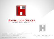 Housel Law Offices  : Theodore F.L. Housel Logo - Entry #18