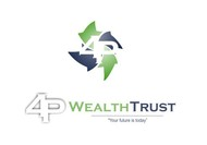 4P Wealth Trust Logo - Entry #396