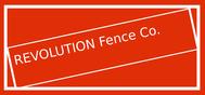 Revolution Fence Co. Logo - Entry #367
