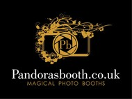 Pandora's Booth Logo - Entry #16