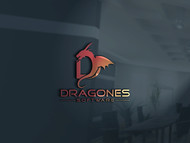 Dragones Software Logo - Entry #62