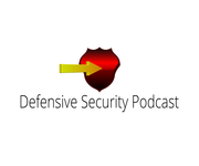 Defensive Security Podcast Logo - Entry #116