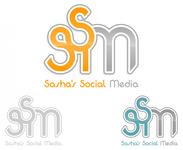 Sasha's Social Media Logo - Entry #184