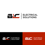 BLC Electrical Solutions Logo - Entry #251