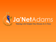 Ja'Net Adams  Logo - Entry #68