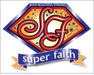 Superman Like Shield Logo - Entry #50