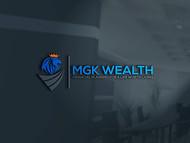MGK Wealth Logo - Entry #296