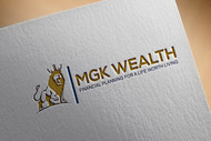 MGK Wealth Logo - Entry #289