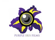 Purple Iris Films Logo - Entry #100
