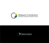 Dermot Courtney Behavioural Consultancy & Training Solutions Logo - Entry #27