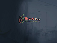 Beyond Food Logo - Entry #282