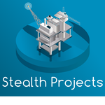 Stealth Projects Logo - Entry #290