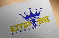 Empire Events Logo - Entry #31