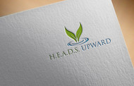 H.E.A.D.S. Upward Logo - Entry #93
