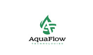 AquaFlow Technologies Logo - Entry #19