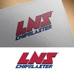 LNS CHIPBLASTER Logo - Entry #144