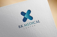 RK medical center Logo - Entry #222
