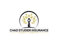 Chad Studier Insurance Logo - Entry #357