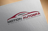 Motion AutoSpa Logo - Entry #278