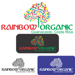 Rainbow Organic in Costa Rica looking for logo  - Entry #248