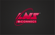 LNS Connect or LNS Connected or LNS e-Connect Logo - Entry #70