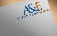 A & E Logo - Entry #24