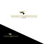 Dawson Transportation LLC. Logo - Entry #75