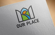 OUR PLACE Logo - Entry #37