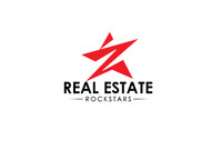 CZ Real Estate Rockstars Logo - Entry #180