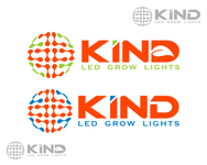 Kind LED Grow Lights Logo - Entry #106