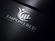 Empowered Financial Strategies Logo - Entry #28