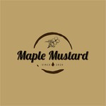 Maple Mustard Logo - Entry #125