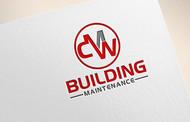 CMW Building Maintenance Logo - Entry #506