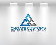 Choate Customs Logo - Entry #11