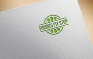 Foodies Pit Stop Logo - Entry #40