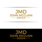 John McClain Design Logo - Entry #117