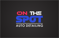 On the Spot Auto Detailing Logo - Entry #55