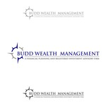 Budd Wealth Management Logo - Entry #345