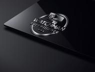 Watchman Surveillance Logo - Entry #218